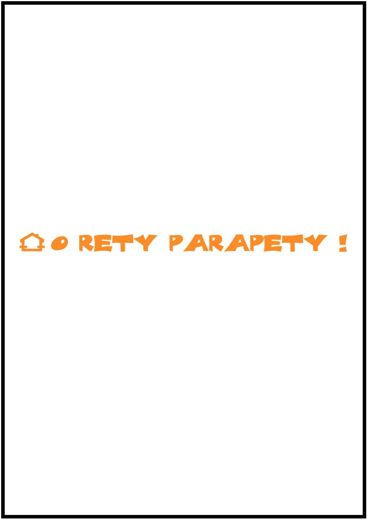 katalog parapety o rety parapety