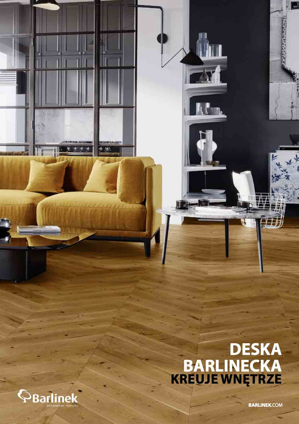 podłoga panele drewniane barlinek katalog wałcz
