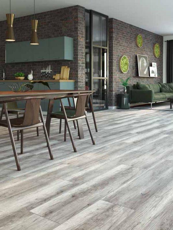 panele podłogowe salon