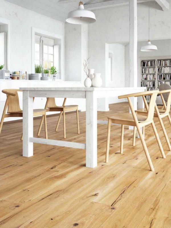 panele podłogowe drewniane profi