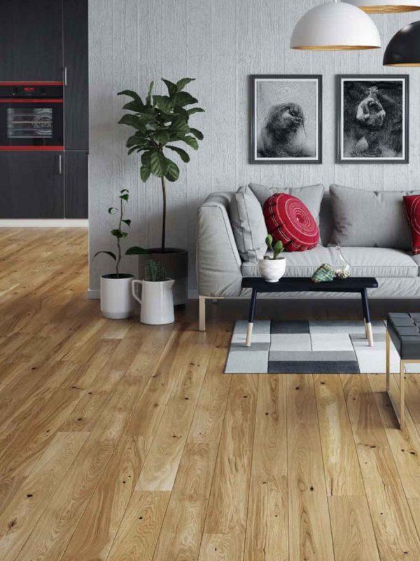 podłoga drewniana wałcz